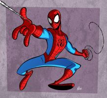 Spiderman by BezerroBizarro