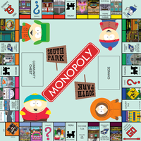 Monopoly: South Park Edition by SkyRider747
