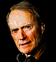 Clint Eastwood Again by donvito62