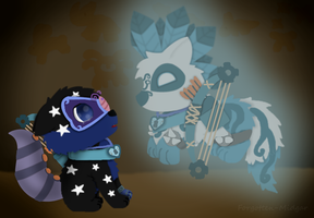 Animal Jam: Will You Stay With Me? I'm Scared... by Forgotten-Midgar