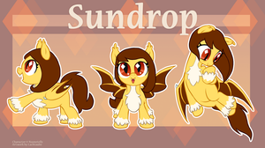 Sundrop Reference by Lachtaube