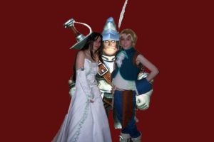 Final Fantasy 9 Cosplay by Maddmatthias247