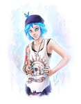 Life is Strange - Chloe by Ann-Nick