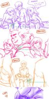 Wrecking Limits Sketchdump 2 by Vyntresser