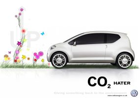 Volkswagen UP Concept from VW2 by Dap1987