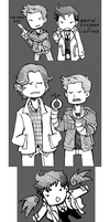 Team Free Will but please no by Curenio