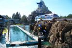 Disneyland Submarine Station by Royce-Barber