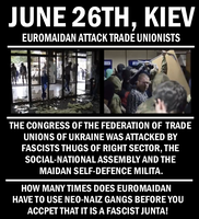 Euromaidan Thuggery by Party9999999