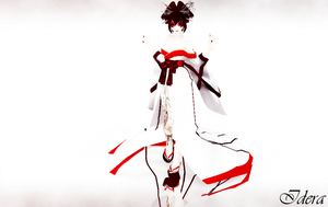 MMD Newcomer Mod Geisha PLEASE COMMENT!!! by Idera