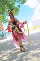 Diao Chan by JustPeachyCosplay