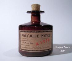 Polyjuice Potion - Stock by TheCopperDragon2004