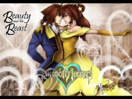 KH Beauty and the Beast by Pocki07
