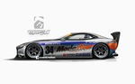 RX-V render (livery Version) by Axesent
