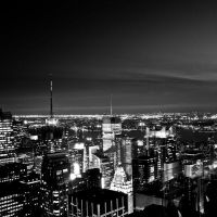 New York - a night in NY by DarkSaiF