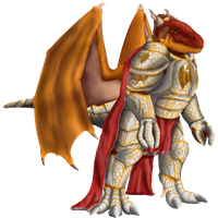 Uriel's Armour Version 2 by Spacer176