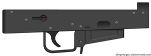 AKM 74 Custom Lower Receiver Fixed by Epicsunrise