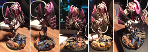 Zoantroph Tyranid by eente