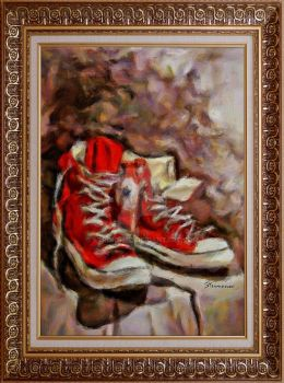 Red all star... by strimonec
