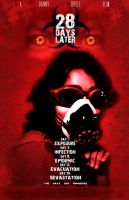 28 Days Later -faux poster- by syko-girl
