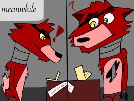 Random Events 2- Note and Box by foxythefoxpirate1987