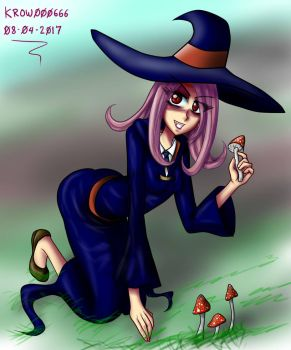 Sucy-1 by krow000666