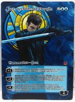 Magic  Alteration: Jace, Architect of Thought by Ondal-the-Fool