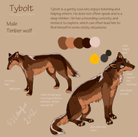 Tybolt reference 2012 by Edenfur