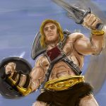 He-man by Bat-Dan