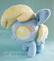 MLP FiM: Derpy Hooves Ponydoll by sugarstitch