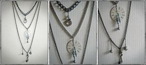 3 Layer Necklace by KCarey