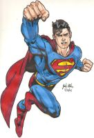 Superman by Shigdioxin
