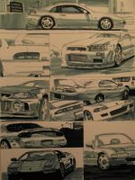 90's JDM Colection by And300ZX