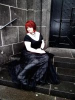 Lady_in_Black by Banashee