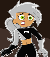Dani Phantom by CassiXDD