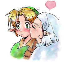 Link Colouring attempt by HawkTheSlayer