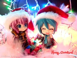 Merry Christmas 2011 - II by Bellechan