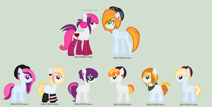 Cherished Rose Breeding Results 1 :CLOSED: by HopeForTheFuture13