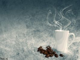 Coffee Time _wallpaper_ by kuschelirmel