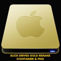 SLICK DRIVES GOLD REMAKE by vargas21