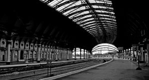 York Station by daliscar