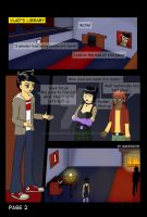 Trapped: Page 2 by quikshadow