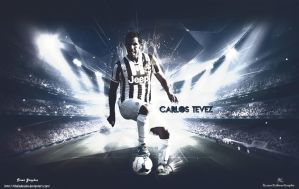 Carlos Tevez by LifalixDesign