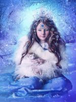 Winter's-Child by EnchantedWhispersArt