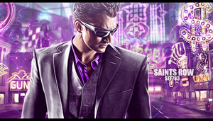 Saints Row by StraightEdgeFan783