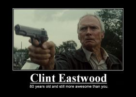 Clint Eastwood Motivater by MixAllen