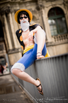 Bad Reputation | Monkey D. Luffy | Dressrosa | III by Wings-chan