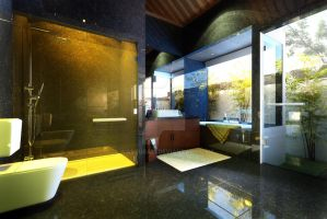 bathroom ramachandra by wastubali