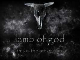 Lamb of God. by lamb-of-god-fans