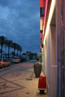street of a life by EllieGomes