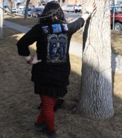 Back of my patch shirt 2 by Lady-Lilith0666